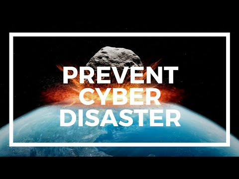 Prevent Cyber Disaster
