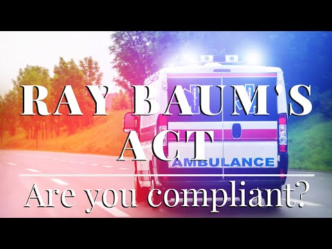 Ray Baum's Act: Are You Compliant?